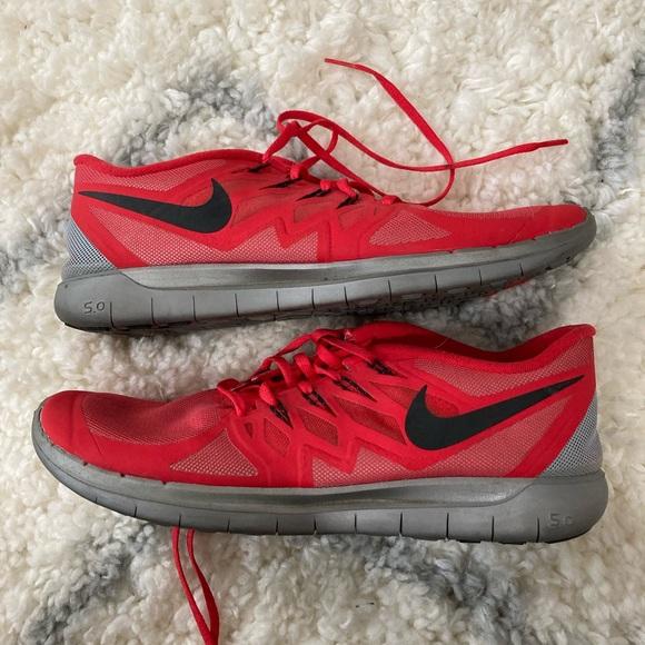 jurar escalera mecánica Tableta  Nike Shoes | Nike Free Run 5 Flash | Poshmark